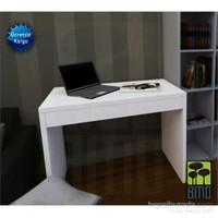 Bmd Mobilya Çalışma Masası Beyaz