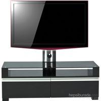 Achill Hg 1200A Siyah Tv Sehpası