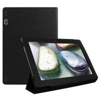 Teleplus Vodafone Smart Tab 3 7 Standlı Kılıf Siyah