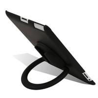 Tilki Dünyası Yarım Daire Ayarlanabilir Siyah İpad Tablet Tutucu