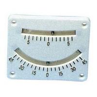Klinometre. Sancak/İskele 0°-45° Ve 0°-5° İki Ayrı Gösterge. 80X100 Mm.