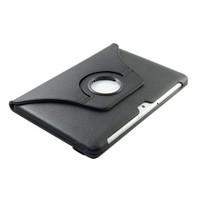 Casecrown Galaxy Note 10.1 Siyah 360 Derece Dönebilen Kılıf
