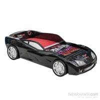 Cor Bed Maxi Siyah Arabalı Yatak
