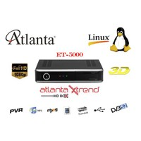 Atlanta Xtrend Smart Linux HD PVR Dijital Uydu Alıcısı ET-5000 (Full HD)