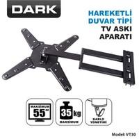 Dark DK-AC-VT30 23'-55' Hareketli Duvar TV Askı Aparatı