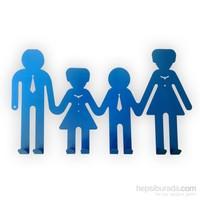 Aile Kapı Askısı 2