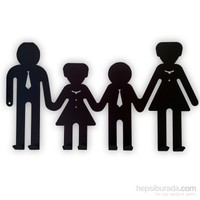 Aile Kapı Askısı 5