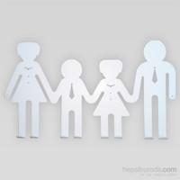 Aile Elbise Askısı
