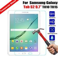 Markaawm Samsung Galaxy Tab S2 T815 T810 9.7 Kırılmaz Cam
