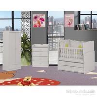 Banana Baby&Kids Prome Bebek Odası 2 Kapılı Asansörlü