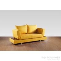 Roma Sandıklı Kanepe Sarı