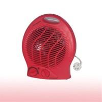 Hudson HFD 120 Luppo 2000 W Fanlı Isıtıcı-Kırmızı