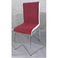 Mavi Mobilya Sandalye Bordo Kumaş (6 Adet)