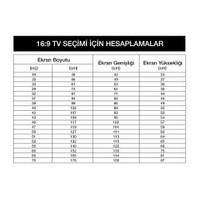Sanal Mobilya Hayal Tv Ünitesi 12336 - Leon Ceviz-Parlak Beyaz