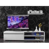 Hepsiburada Home Kelebek Tv Ünitesi - Beyaz
