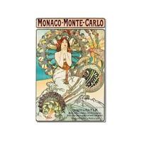 Tictac Vintage 8 Kanvas Tablo - 50X75 Cm