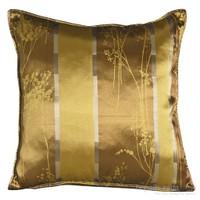 Yastıkminder Tafta Karamel Sarı Dekoratif Yastık
