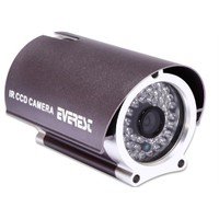 Everest SFR-389 Sony Effio CCD Sensör 6mm 700TVL 54 Ledli Osd Menü Güvenlik Kamerası
