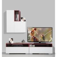 Kenyap Plus 813895 Diamond Tv Ünitesi Bordo