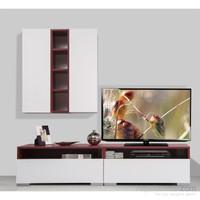 Kenyap Plus 814076 Diamond Tv Ünitesi Bordo
