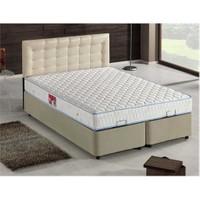 Hepsi Home Gm602 Çift Kişilik Baza + Başlık + Yatak Takımı 150*200