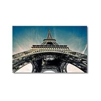 Tictac Eyfel Kulesi 2 Kanvas Tablo - 60X90 Cm