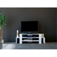 Sanal Mobilya Sole Tv Sehpası-Beyaz