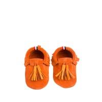 U.S. Polo Assn. Erkek Çocuk Turuncu Ayakkabı