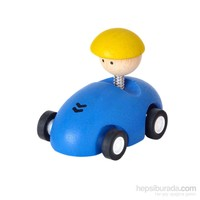 Plantoys Yarış Arabası Mavi(Racing Car)