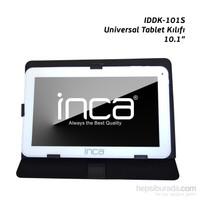 "Inca IDDK-101S Darkshark 10.1"" Siyah Tablet Kılıfı"