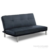 Sigma Tasarım Eko Sofabed Deri İkili Kanepe