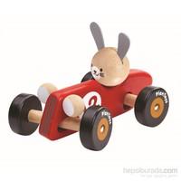 Plantoys Tavşan Yarış Arabası (Rabbit Racing Car)