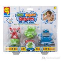 Alex Su Fışkırtıcı Robotlar