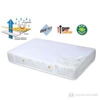 Sema Baby Yatak Koruyucu Çarşaf - Alez (90x135) Beyaz