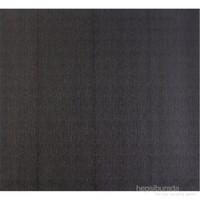 Düz Siyah Emboss Duvar Kağıdı