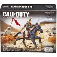 Mega Bloks Call Of Duty Horseback Assault Oyun Seti