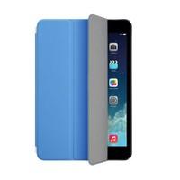 Microsonic Akıllı Uyku Modlu Smart Cover İpad Mini 3 Kılıf Mavi
