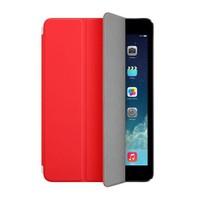 Microsonic Akıllı Uyku Modlu Smart Cover İpad Mini 3 Kılıf Kırmızı