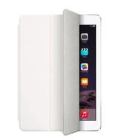 Microsonic Akıllı Uyku Modlu Smart Cover İpad Air 2 Kılıf Beyaz