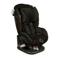 BeSafe İzi Comfort X3 9 -18 Kg Oto Koltuğu / Premium Siyah