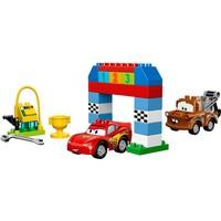 LEGO DUPLO 10600 Disney Pixar Arabalar™ Klasik Yarış