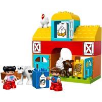 LEGO DUPLO 10617 İlk Çiftliğim