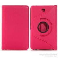 "Case 4U Samsung Galaxy Tab SM-T230 7"" 360° Dönebilen Pembe Kılıf"