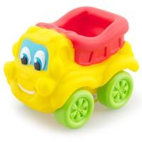 Clementoni Yumuşak Oyuncak Araba Sarı 10Cm