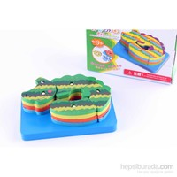 Wooden Toys Alligator Polarization Of Rich And Poor Set Of Columns