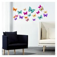 Kelebekler-2 Duvar Sticker
