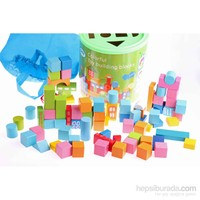 Learning Toys 75 PCS Colourful Toy Building Blocks