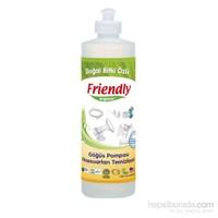 Friendly Organic Emzirme Ürünleri Temizleyici 473 ml