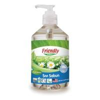 Friendly Organic Sıvı El Sabunu (Kokusuz) 500 ml