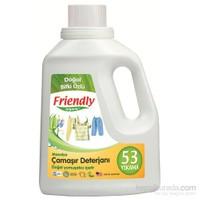 Friendly Organic Hassas Ciltler İçin Çamaşır Deterjanı Manolyalı 1,57 l / 53 yıkama